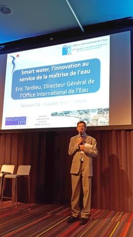 Conférence Innovative City - Présentation Eric TARDIEU (1)